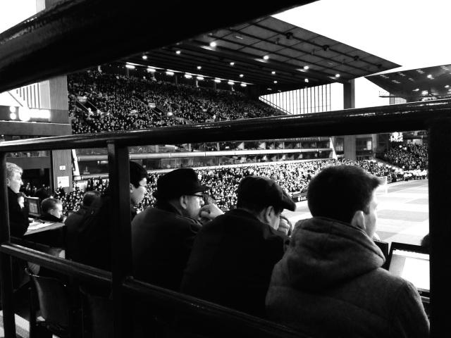 The Press, Aston Villa v Chelsea March 2014
